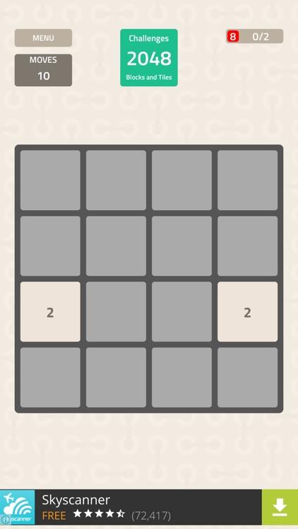 2048 Blocks and Tiles screenshot-4