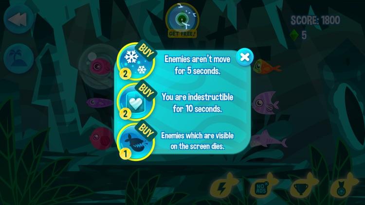 Hungry Fish Evolution screenshot-3