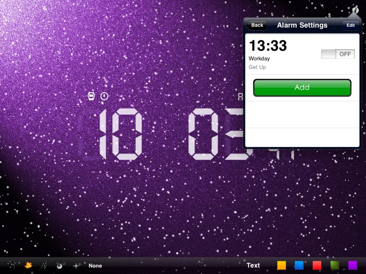 Alarm Clock Free screenshot-4