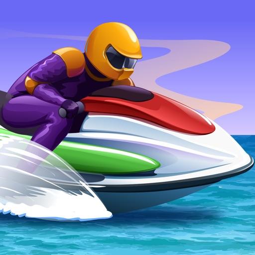 Jet Ski Tide Racing