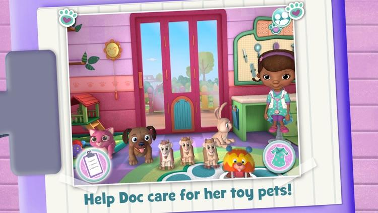 Doc McStuffins Pet Vet screenshot-0