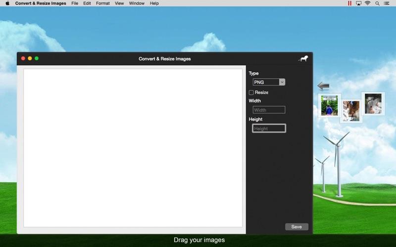 Convert & Resize Images screenshot 1