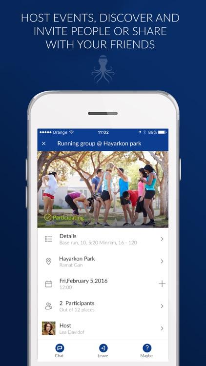 Activo - Find partners. Get active. Stay active. screenshot-3
