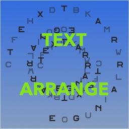 Text Arrange