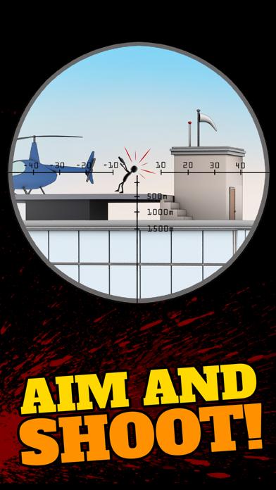 Sniper Shooter: ガン シューティング ゲームのおすすめ画像1