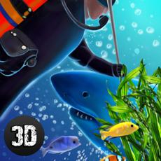 Activities of Shark Spear Fishing Simulator 3D