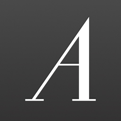 The Atlantic Magazine: Digital Edition app logo