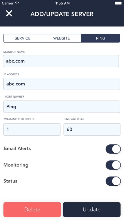 Uptime - Server Monitor screenshot-3