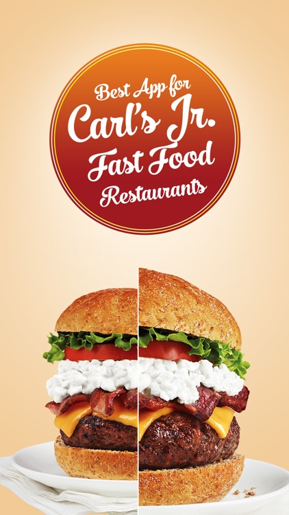Best App for Carl's Jr. Fast Food Restaurants