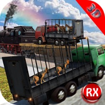 Big Truck Transporter Train
