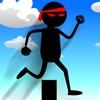 Stickman Wall Jump - No Ninja Dies