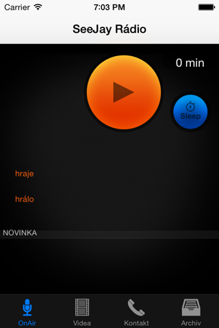 SeeJay Rádio screenshot 3