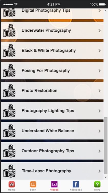 Photography For Beginners - Great Shots With Any Camera screenshot-3