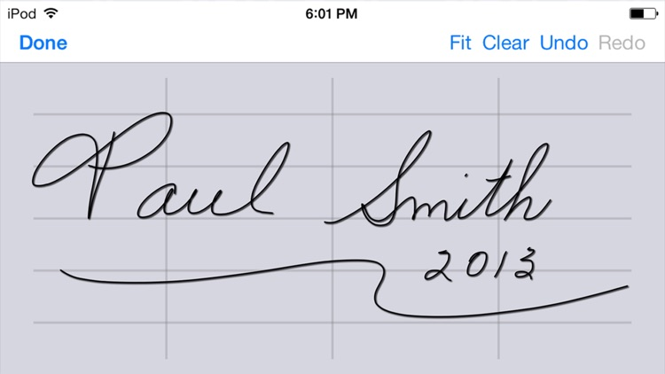 A+ Signature - The photo annotator