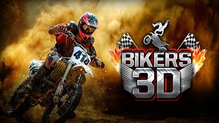 Dirt Bike 3D. Fast MX Motor Cross Racing Driver Challenge screenshot-4