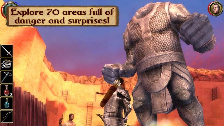 The Shadow Sun screenshot-4