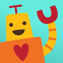 Ícone do app Sago Mini Festa dos Robôs