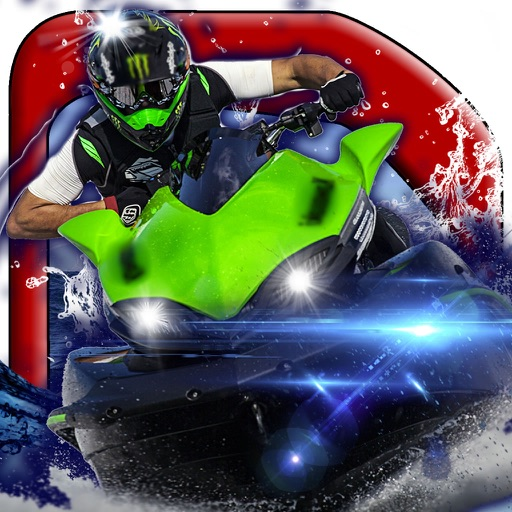 A Riptide Jetsky - Amazing Ride Hydro icon