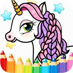 Prenses Sayfaları Kitabı Boyama Oyunları Faaliyetleri 1 App Storeda