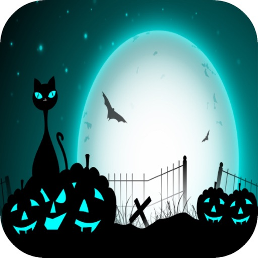 Halloween Pumpkin Maker Game iOS App