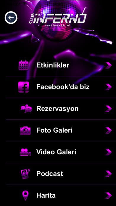 INFERNO Screenshot