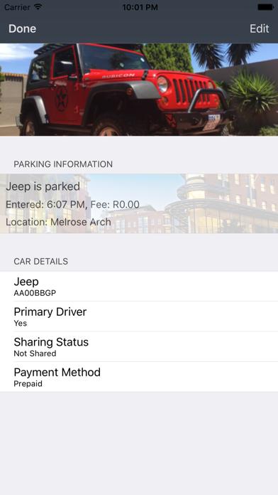 KaChing Parking screenshot three
