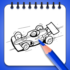 Activities of Free Cars Coloring Book