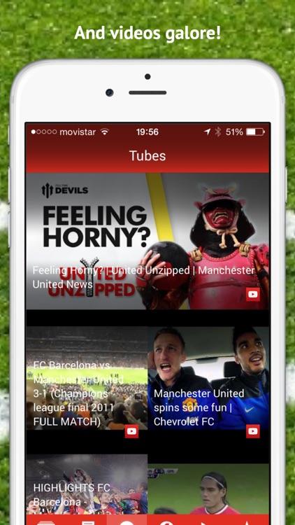 Man Utd Redcast - Podcast App screenshot-3