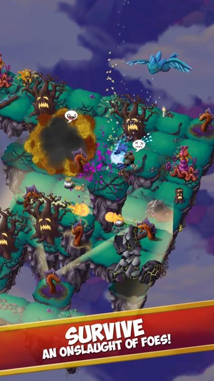 Sky Hop Saga - Endless Arcade Hopper screenshot-3