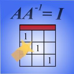 Touch Matrix Algebra