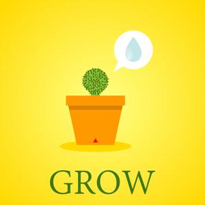 Lucky Cactus Grow app