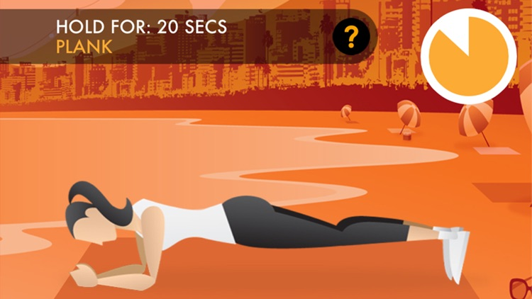 20 Minute Ab Workouts: Power 20 screenshot-2