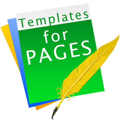 Templates Box for Pages for Mac
