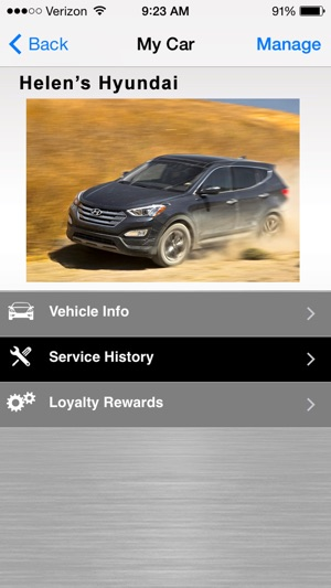 Hamilton Hyundai on the App Store