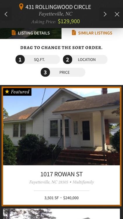Real Estate Marketplace screenshot-3
