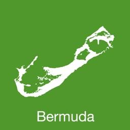 Bermuda GPS Map
