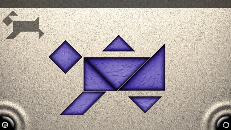 TanZen - Relaxing tangram puzzles screenshot-2