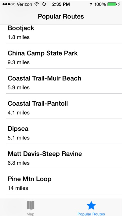 Mt Tam Trails screenshot-3