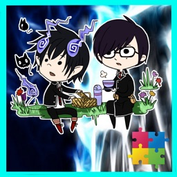 Great Puzzle for Blue Exorcist edition (Unofficial)