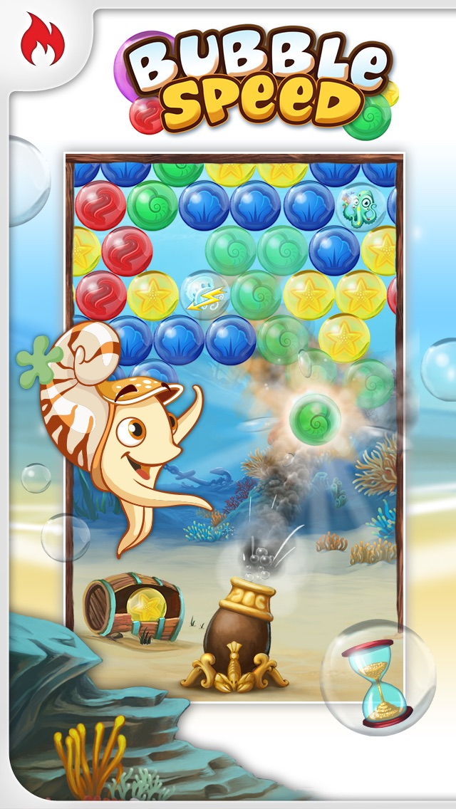 Bubble Speed – Addictive Puzzle Action Bubble Shooter Game Cheat Codes