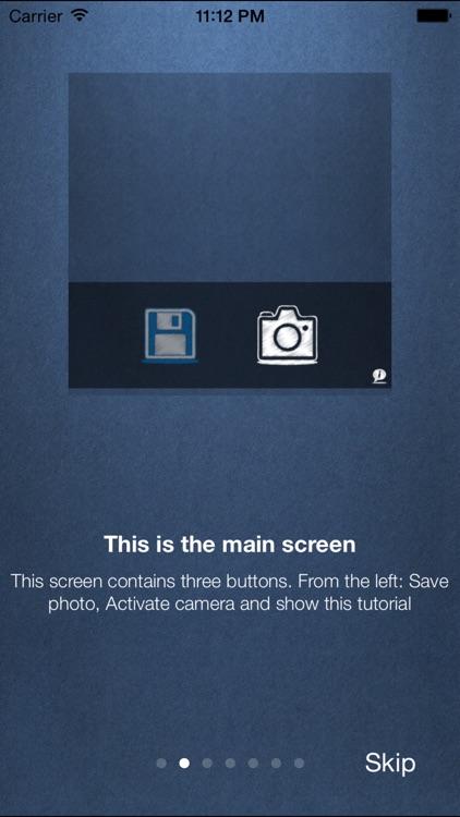 IBSnap - Remote control your iPhone and iPad camera screenshot-4