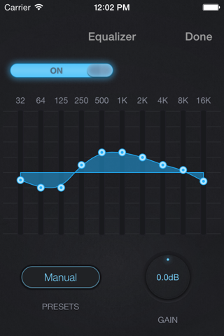 iAudioGate screenshot 3