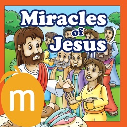 Miracles Of Jesus by Twin Sisters - Read along interactive Christmas and Holiday stories for Kids, Parents and Teachers