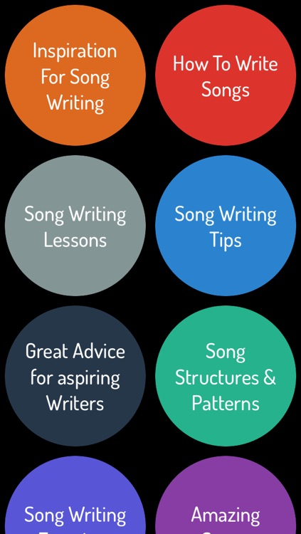 how to get inspired to write a song I write in hopes that maybe someone out there can relate to the song and helps them get through whatever thier situation is my outlook is that if i can touch one person with one of my songs, and it helps them, then i've succeeded.