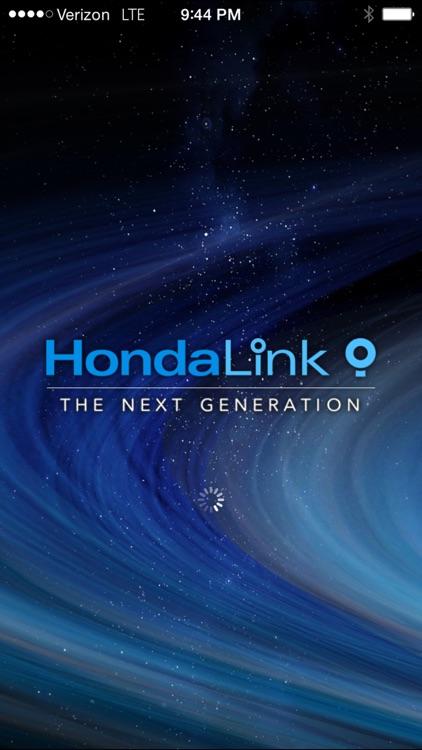 HondaLink App Launcher