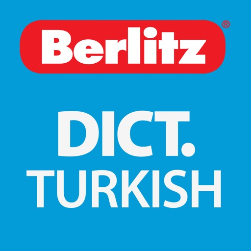 Turkish - English Berlitz Standard Dictionary
