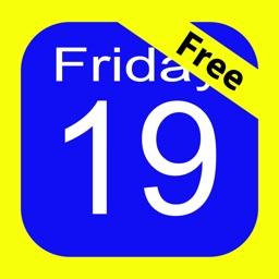 CalendarUp Free