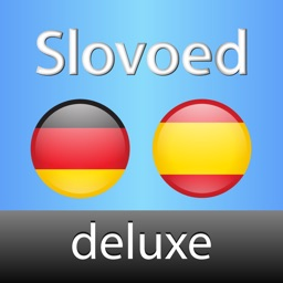 German <-> Spanish Slovoed Deluxe talking dictionary