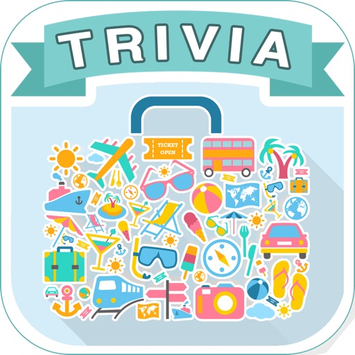 Trivia Quest™ Travel - trivia questions icon