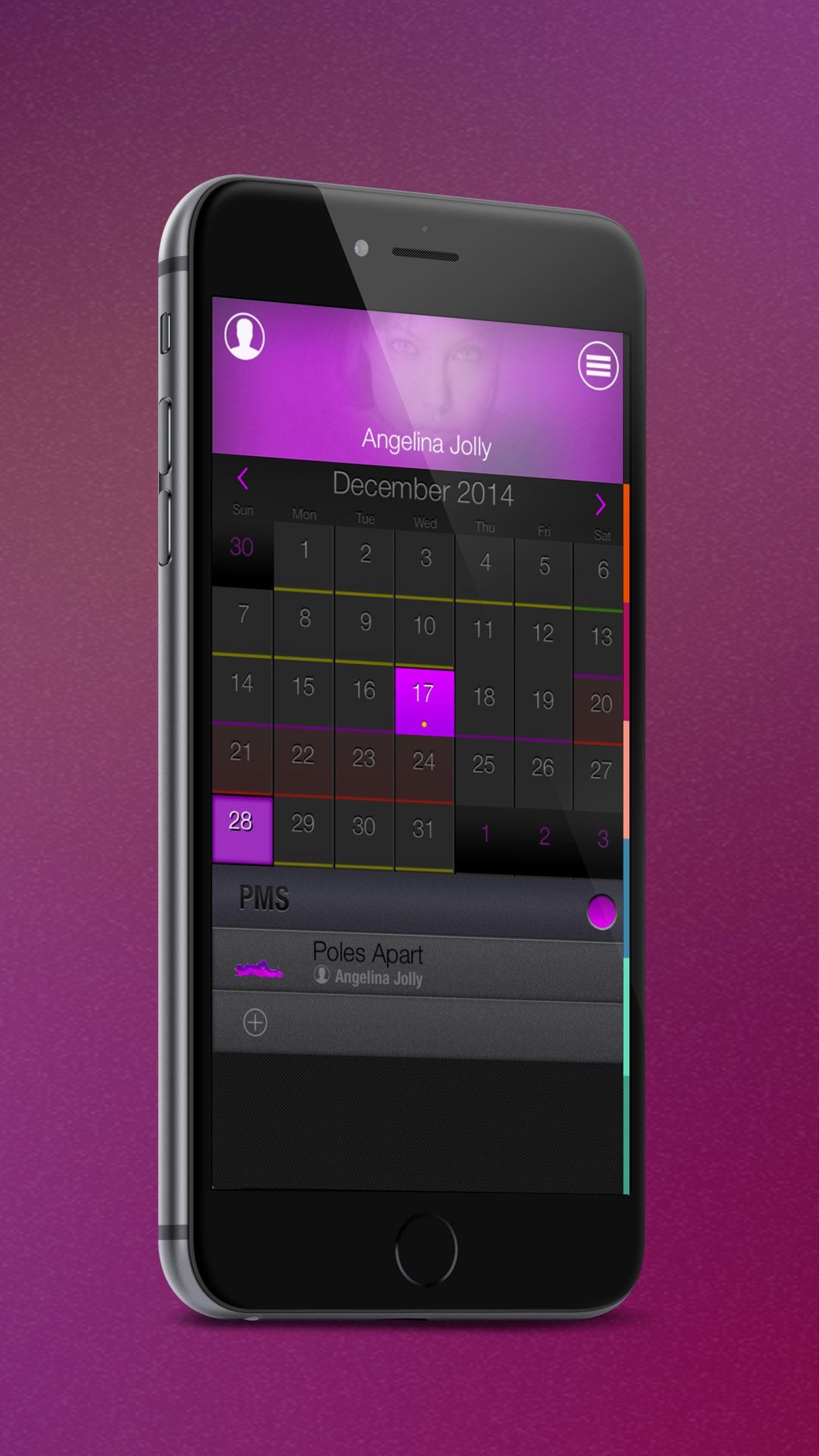 Sex Organizer - Sex Positions Calendar & Dater Screenshot